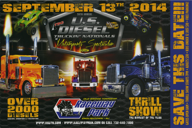 38th Annual U.S. Diesel Truckin' Nationals