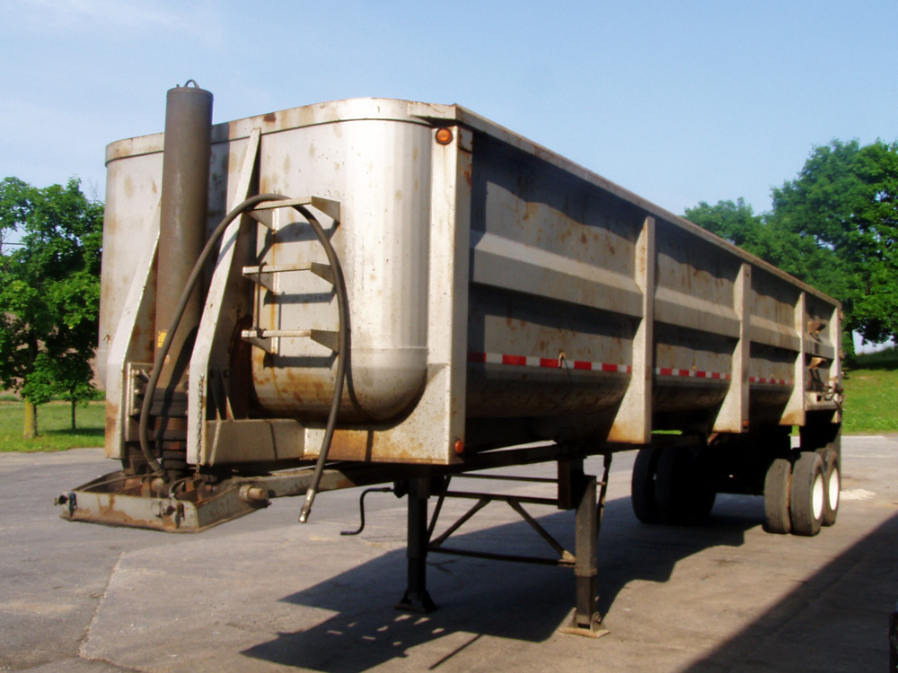 Jmh Trailers Sand Blasting And Paint