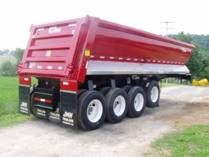 JMH Trailers :: Steel and Aluminum Dump Trailers